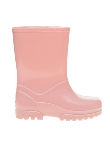 Pink&Orange Yağmur Çizmesi Pembe